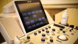 Ultraschalldiagnostik Tiergesundheitszentrum